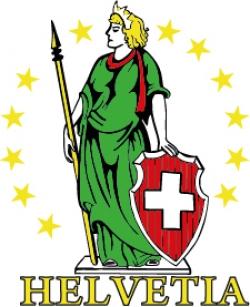 Mutter Helvetia (Unisex) - Restposten
